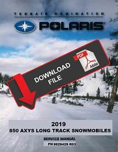 Polaris 2019 850 Pro