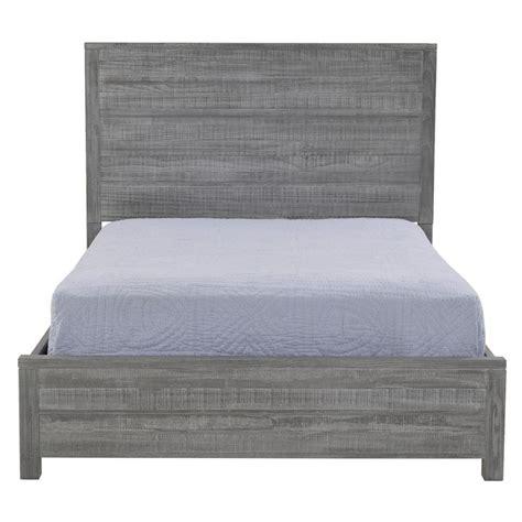 Current price $418.47 $ 418. Montauk Gray Twin Bed Made in Brazil | El Dorado Furniture