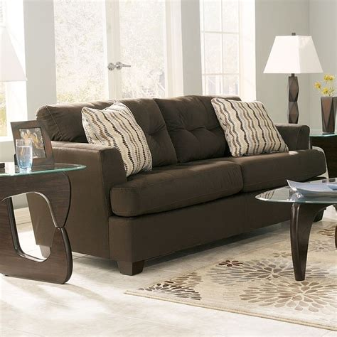 Sleeper Sofa Dallas by Dallas Chocolate Sofa Sleeper By Signature Design