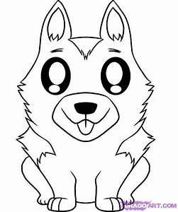 Realistic German Shepherd Coloring Pages How To Draw A