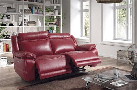 but canapé relax canape cuir relax electrique part mobilier