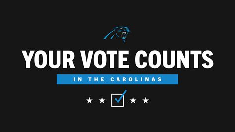 panthers north carolina vote