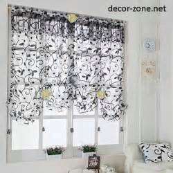 kitchen curtains design ideas modern kitchen curtains ideas from south korea