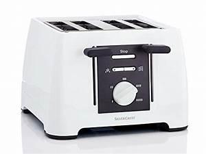 4 Schlitz Toaster : silver crest smart 4 schlitz toaster stod1500a 1 ~ Michelbontemps.com Haus und Dekorationen