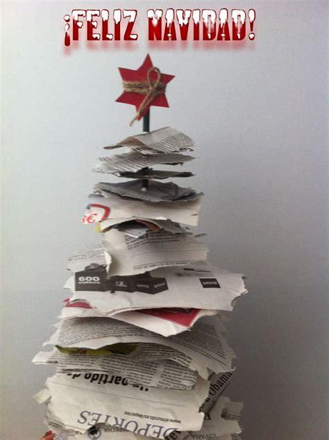 193 rboles de navidad originales papeles de peri 243 dico