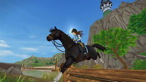 sso edit horse xc star