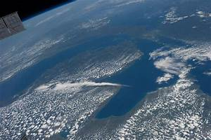 Station Soars Over Michigan, Great Lakes | NASA