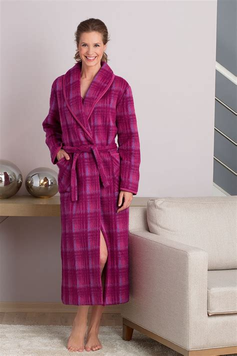 robe chambre femme courtelle robe chambre polaire femme