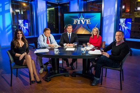 fox five hosts greg guilfoyle kimberly reilly gutfeld dana perino scandal reportedly bill erased fired own night spins faster deepens