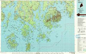 Acadia Maps