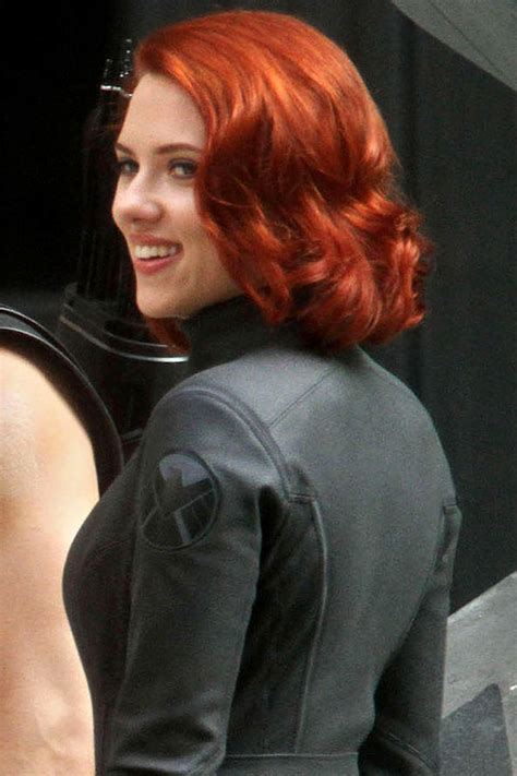 european redhead redhead   week scarlett johansson