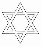 Star David Pages Coloring Hanukkah Hannukah Animated Colouring Jewish Printable Getcoloringpages sketch template