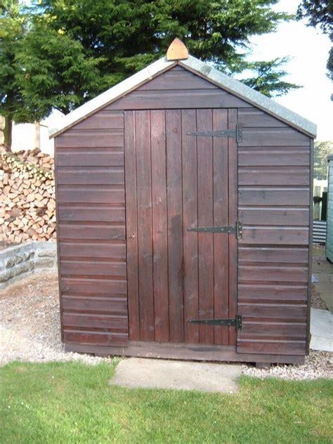 gumtree garden sheds refurbished garden shed in inverurie aberdeenshire