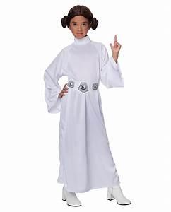 Star Wars Kinder Kostüm : prinzessin leia kost m f r kinder star wars verkleidung f r kinder karneval universe ~ Frokenaadalensverden.com Haus und Dekorationen