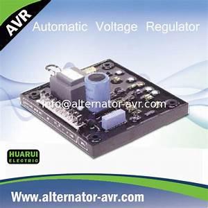 Leroy Somer R129 Avr Automatic Voltage Regulator For