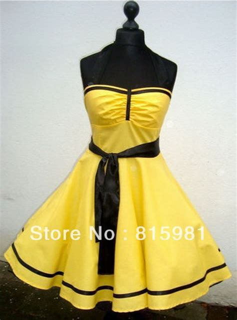 robe jaune et noir yellow and black dresses for www imgkid the