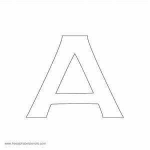 swiss modern headline a z alphabet stencils for signs With free letter stencils for signs
