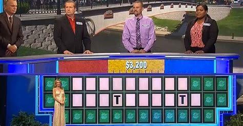 fortune wheel weird contestant