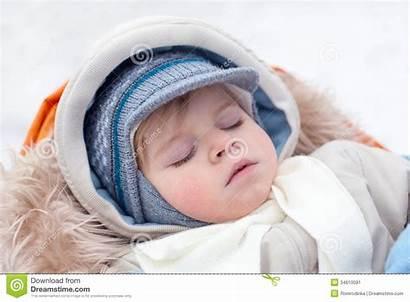 Winter Sleeping Clothes Boy Adorable Stroller Outdoor