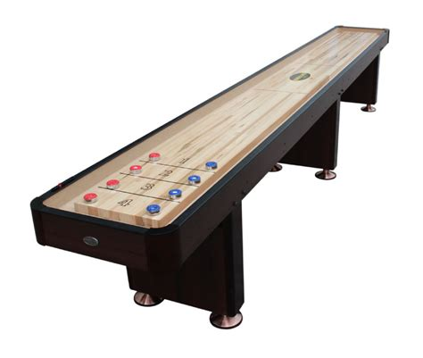 16 foot shuffleboard table berner billiards 16 foot shuffleboard table quot the standard
