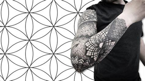 sacred geometry tattoos  ideas  people dont