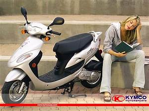 Kymco Filly 50 Scooter Online Service Manual