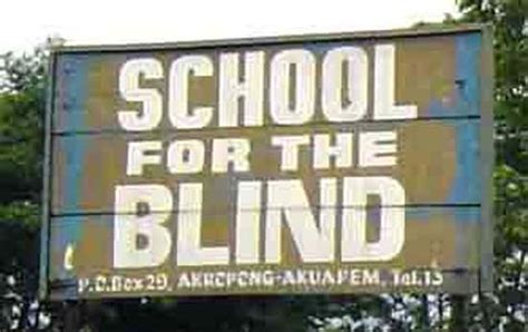 school for the blind peace corps february 27 2005 headlines pcol