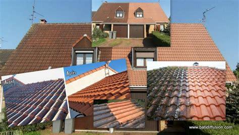 bati decap rapide nettoyant immediat toiture  facade