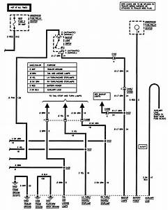 Gmc Sierra 1500  1995   U2013 Wiring Diagrams  U2013 Trailer Towing