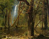 Albert Bierstadt Yosemite Valley