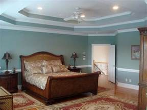 Master Bedroom Tray Ceiling Paint Ideas