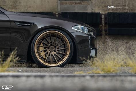 jatoba brown bmw   advr track spec cs concave wheels