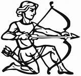 Tiro Alvo Arqueiro Braut Sagittaire Flitterwochen Astrologie Horoskop Tudodesenhos Sagittaires Designlooter Equipamentos Treinando Sternzeichen Schuetze Userrank sketch template