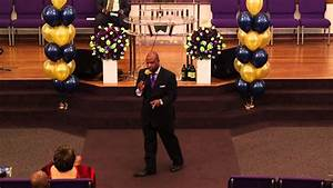 Pastor Terry Sanders 50th Birthday Celebration - YouTube