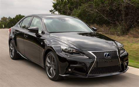 lexus black download wallpaper 1280x800 lexus is 300h black car hd