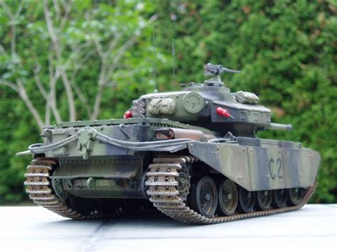 Centurion Mk.5 by Serge Dompierre (Tamiya 1/35)