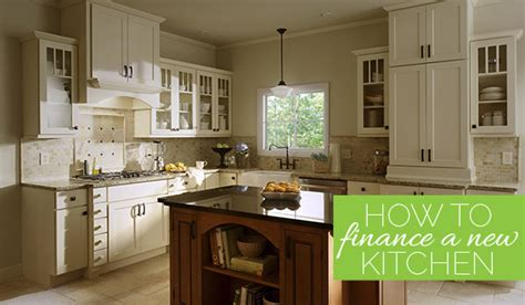 kitchen cabinets with financing financing your kitchen remodel