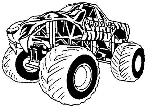 konabeun zum ausdrucken ausmalbilder monster truck