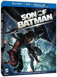 Trailer For DC Animated Film Son of Batman Debuts