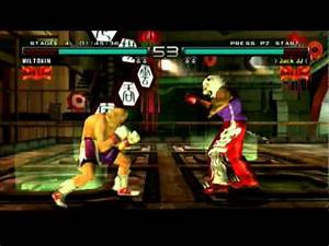 Tekken 5 Dark Resurrection Lili Steve Hwoarang - YouTube