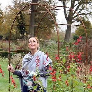 Rost Von Metall Entfernen : rosenbogen rost the garden shop ~ Lizthompson.info Haus und Dekorationen