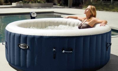 pick  perfect inflatable hot tub residence