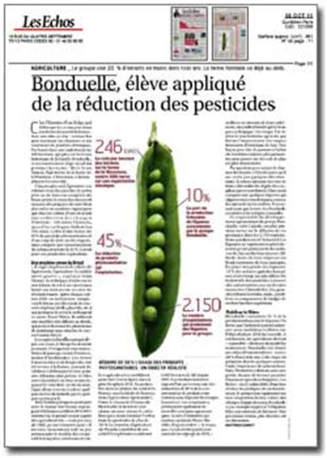 siege social bonduelle bonduelle élève appliqué de la réduction des pesticides