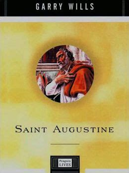 barnes and noble st augustine augustine a by garry wills 9781101200957