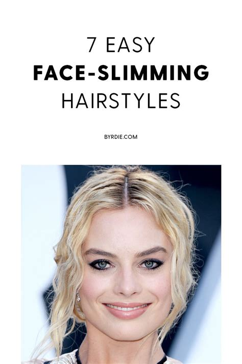 face slimming hairstyles exist