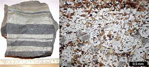 10.2 Classification of Metamorphic Rocks – Physical ...