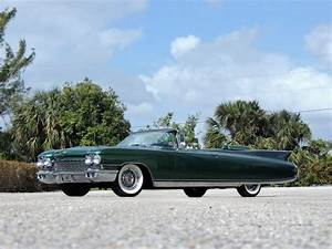 1960 Cadillac Eldorado Biarritz Convertible - Hollywood