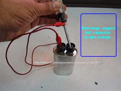 el rinc 243 n de soluciones tv el sistema de alto voltaje en hornos de microondas