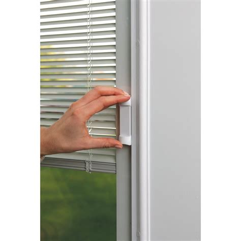 odl add on blinds odl impact resistant blinds between low e glass 24 quot x 82