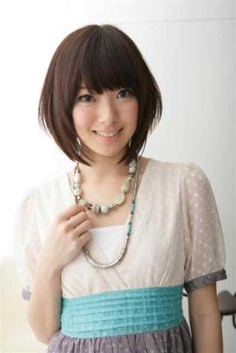 japanese bob haircuts bob hairstyles  short